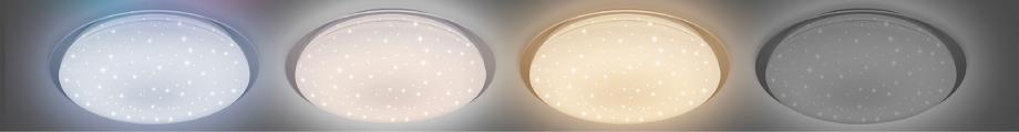 Светильник Saturn - смена цвета свечения