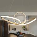 Необычный дизайн светодиодной люстры