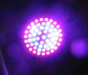 Лампы красно-синего спектра