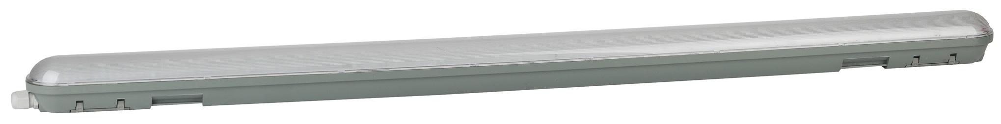 Светильник типа Айсберг - прозрачный рассеиватель