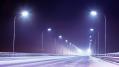 Освещение уличными светильниками 120 Вт